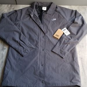 NWT Vans MTE All Weather Thanks Coach Long Jacket